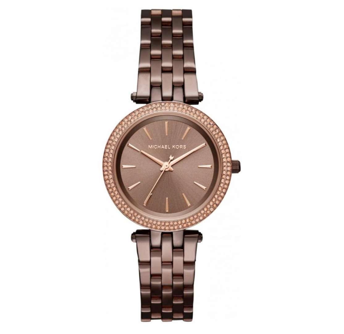 שעון יד אנלוגי לאישה michael kors mk3553 מייקל קורס