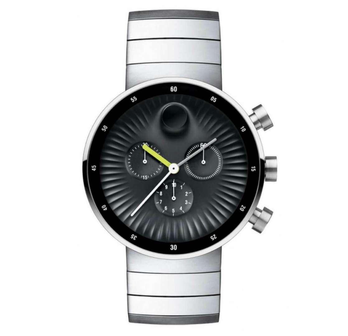 שעון יד אנלוגי 3680009 Movado מובאדו