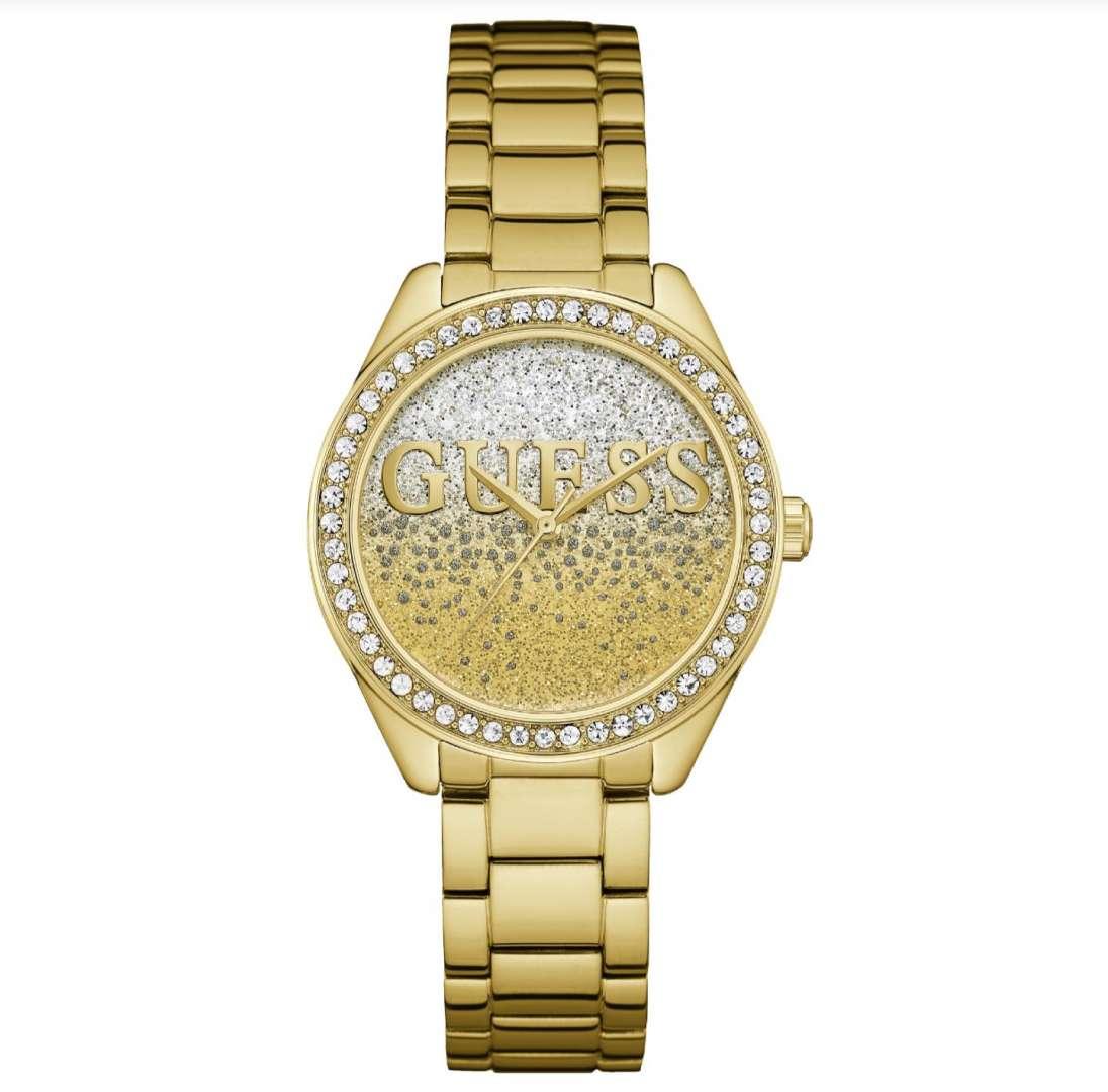 שעון יד אנלוגי guess W0987L2 גס