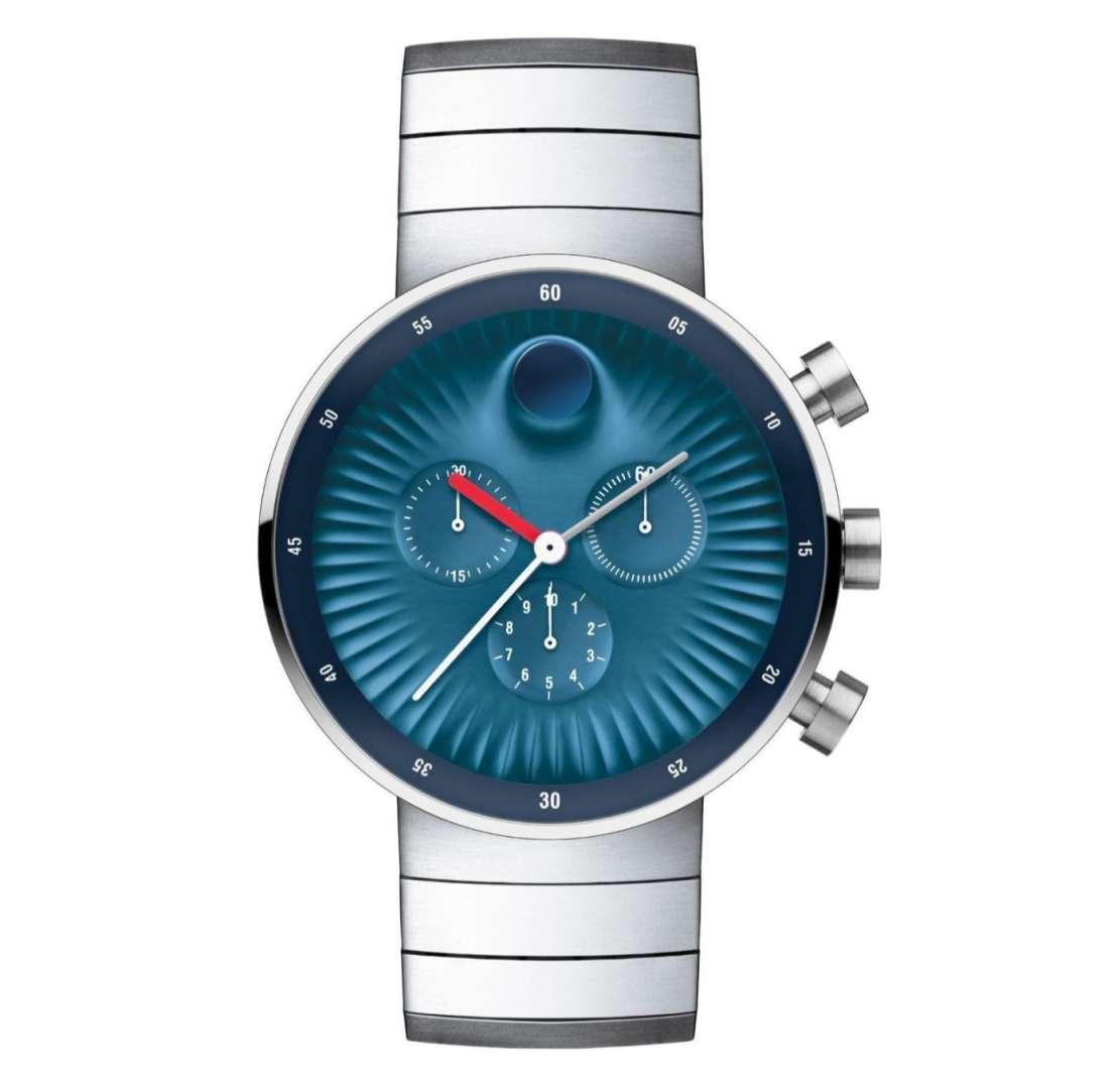 שעון יד אנלוגי 3680010 Movado מובאדו