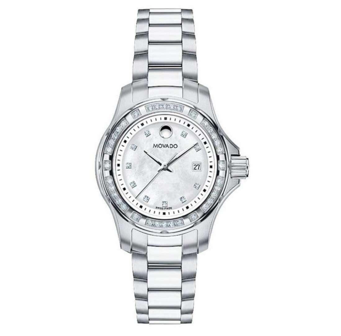 שעון יד אנלוגי 2600120 Movado מובאדו