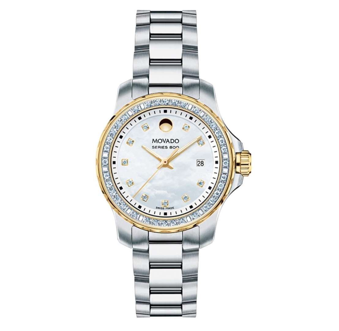 שעון יד אנלוגי 2600121 Movado מובאדו
