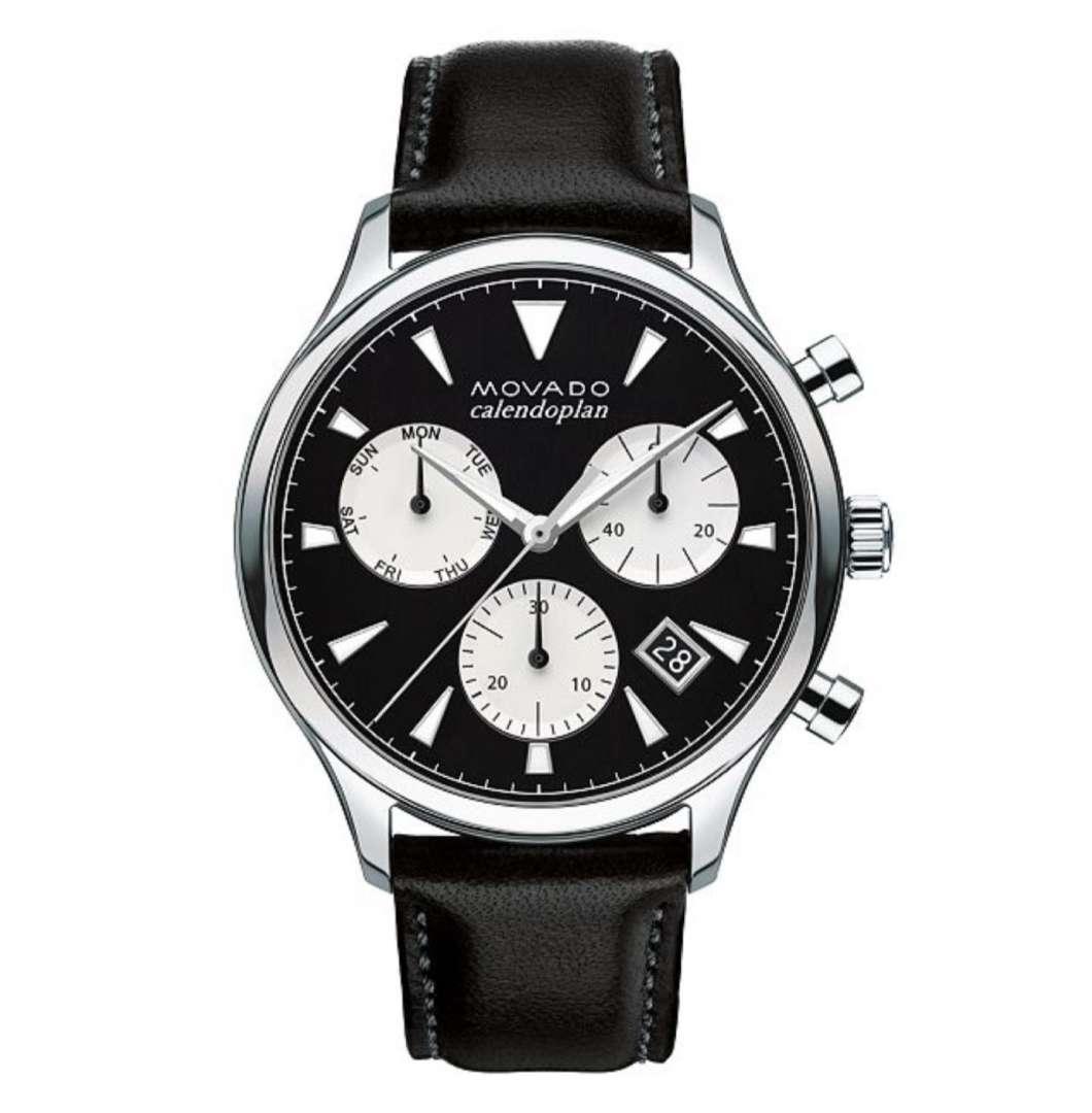 שעון יד אנלוגי 3650005 Movado מובאדו
