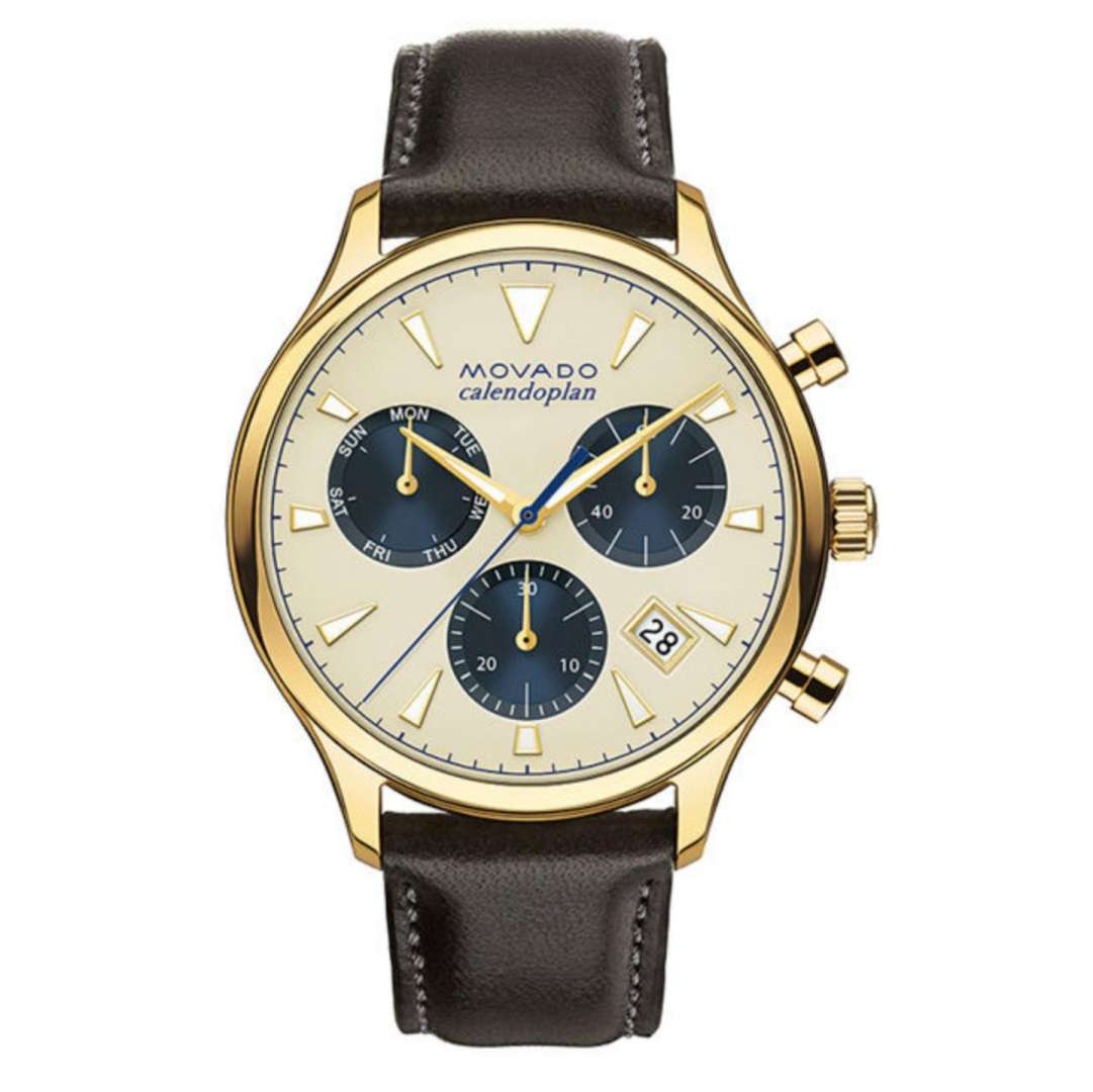 שעון יד אנלוגי 3650007 Movado מובאדו