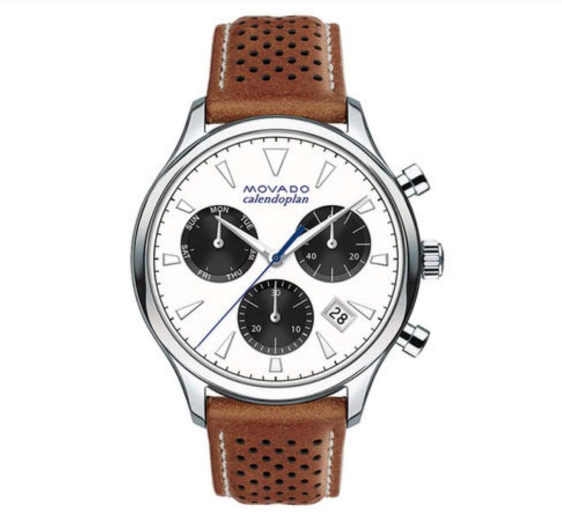 שעון יד אנלוגי 3650008 Movado מובאדו
