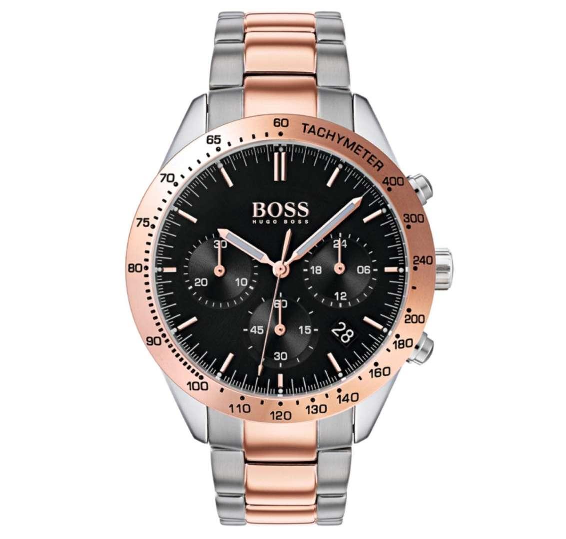 שעון יד אנלוגי לגבר hugo boss 1513584 הוגו בוס