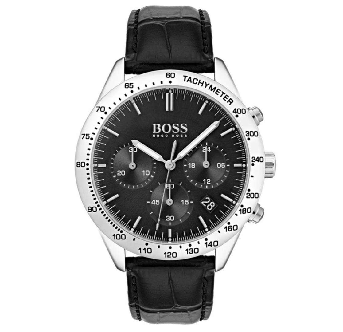 שעון יד אנלוגי לגבר hugo boss 1513579 הוגו בוס