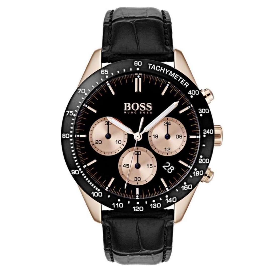 שעון יד אנלוגי לגבר hugo boss 1513580 הוגו בוס
