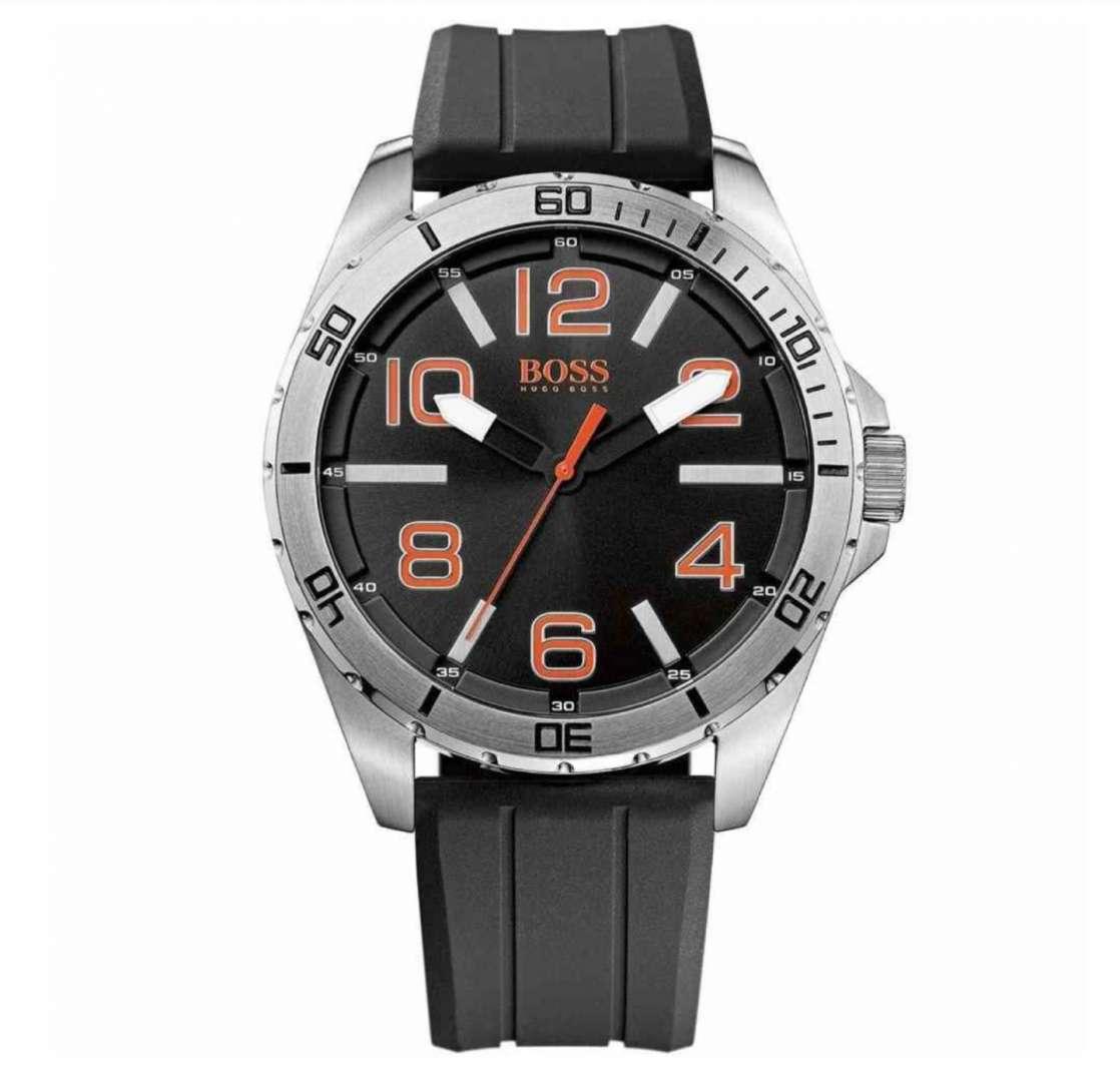 שעון יד אנלוגי לגבר hugo boss 1512943 הוגו בוס