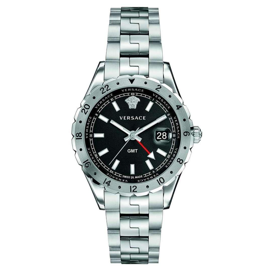 שעון יד אנלוגי versace v11020015 ורסצ'ה