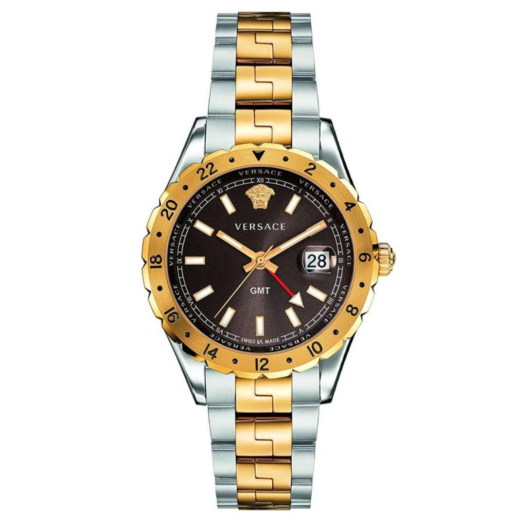 שעון יד אנלוגי versace v11040015 ורסצ'ה