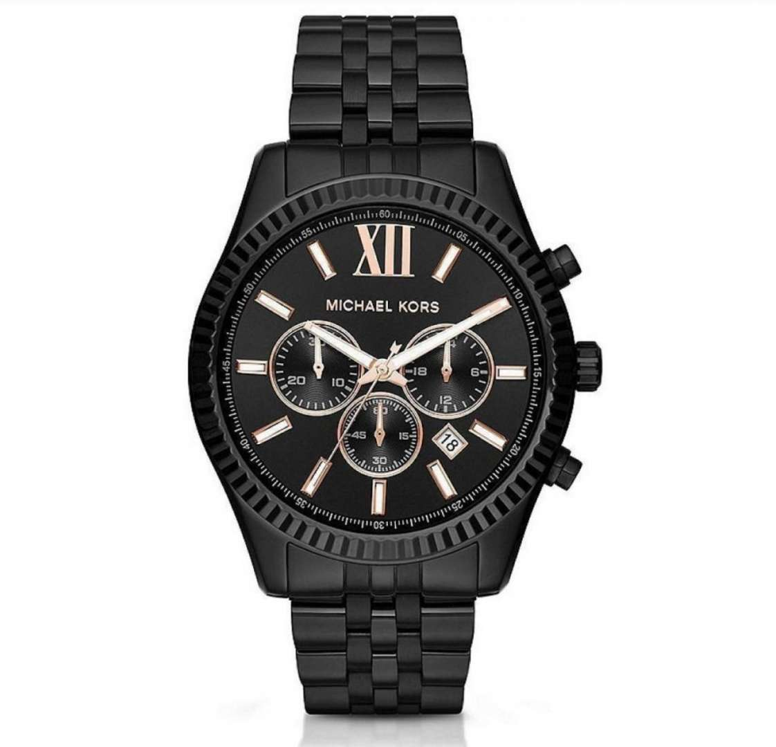 שעון יד אנלוגי לגבר michael kors mk8467 מייקל קורס
