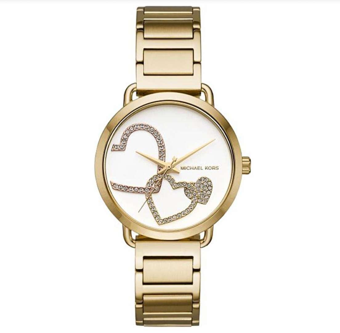 שעון יד אנלוגי לאישה michael kors mk3824 מייקל קורס