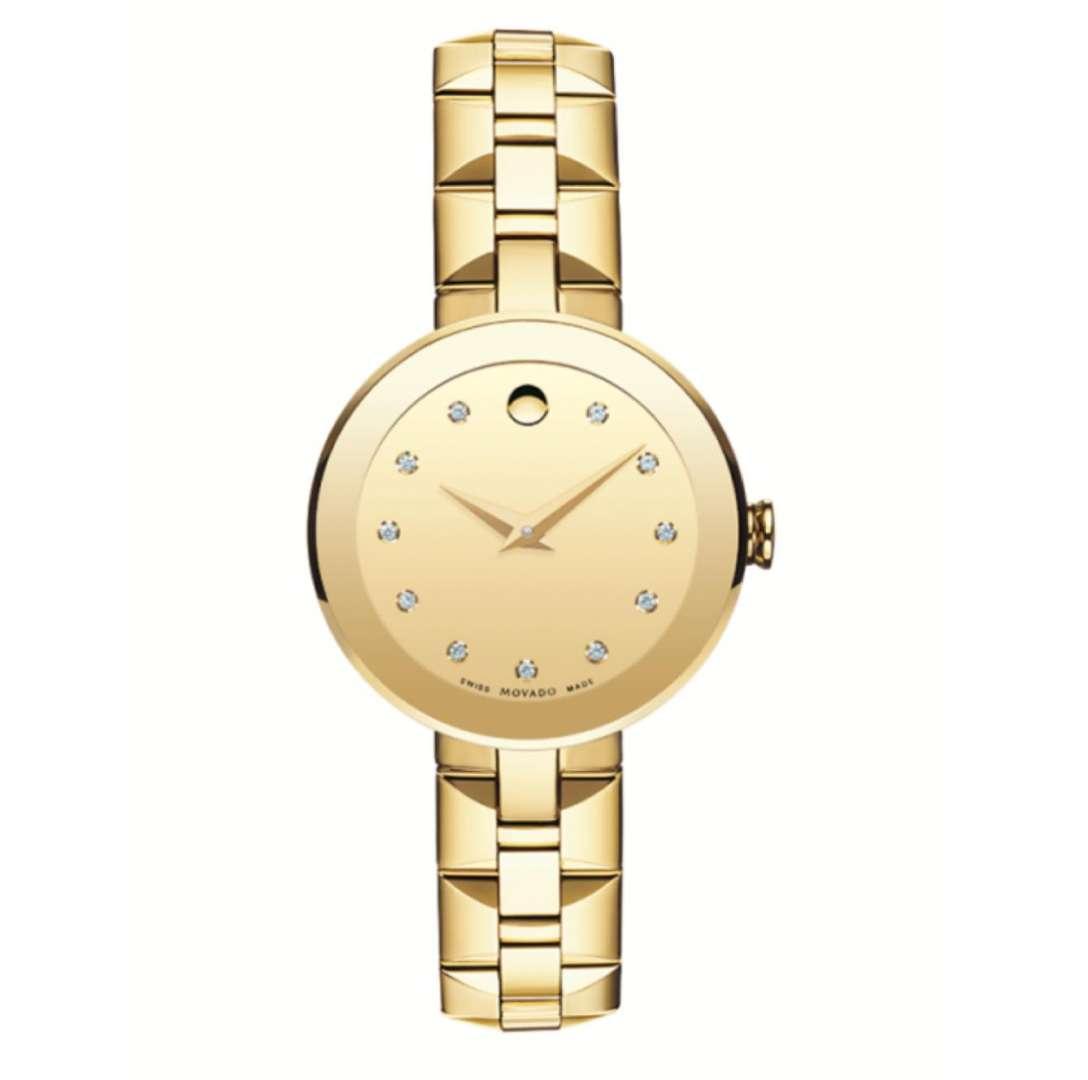 שעון יד אנלוגי 0606816 Movado מובאדו