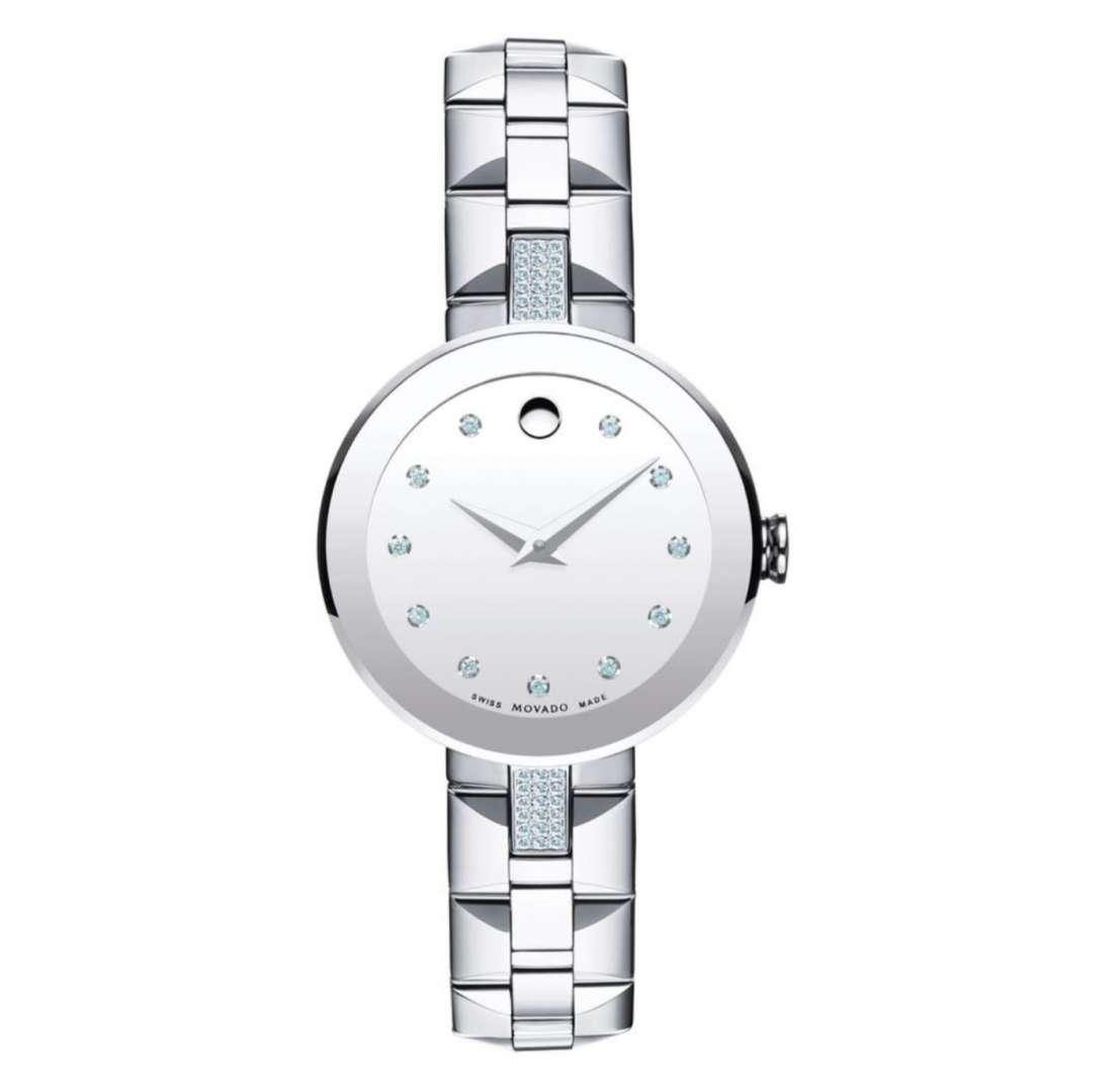 שעון יד אנלוגי 0606815 Movado מובאדו