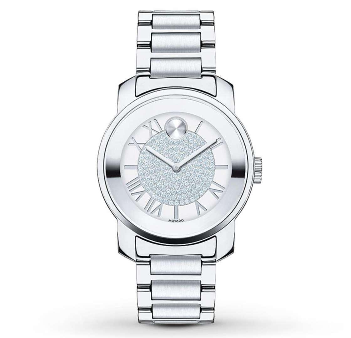 שעון יד אנלוגי 3600254 Movado מובאדו