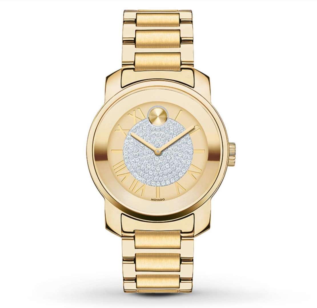 שעון יד אנלוגי 3600255 Movado מובאדו