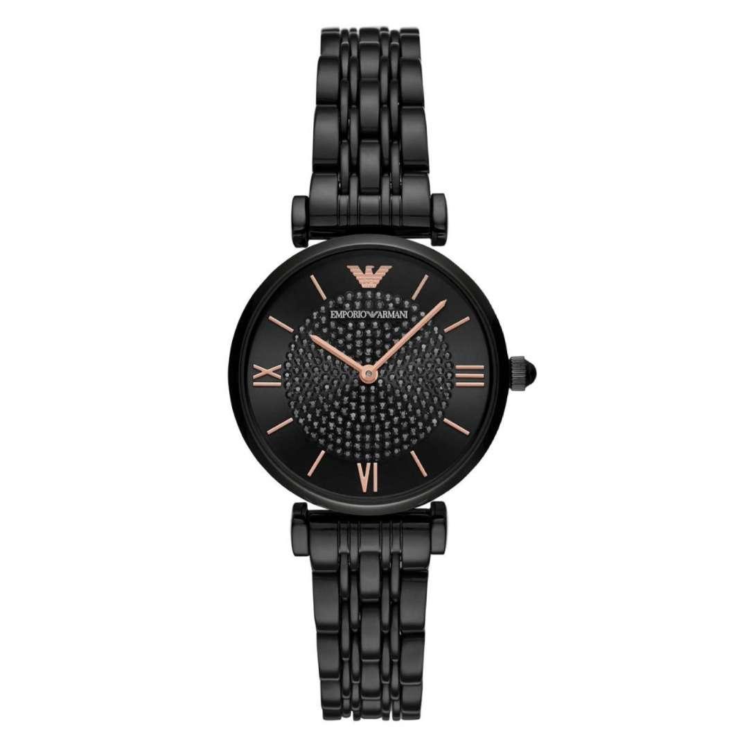 שעון יד אנלוגי לאישה emporio armani ar11245 אמפוריו ארמני