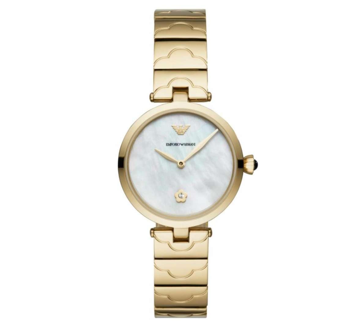 שעון יד אנלוגי לאישה emporio armani ar11198 אמפוריו ארמני
