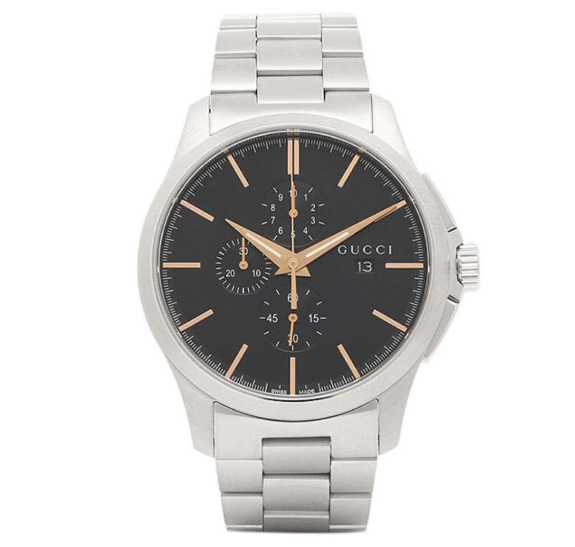 שעון יד אנלוגי gucci ya126272 גוצ'י
