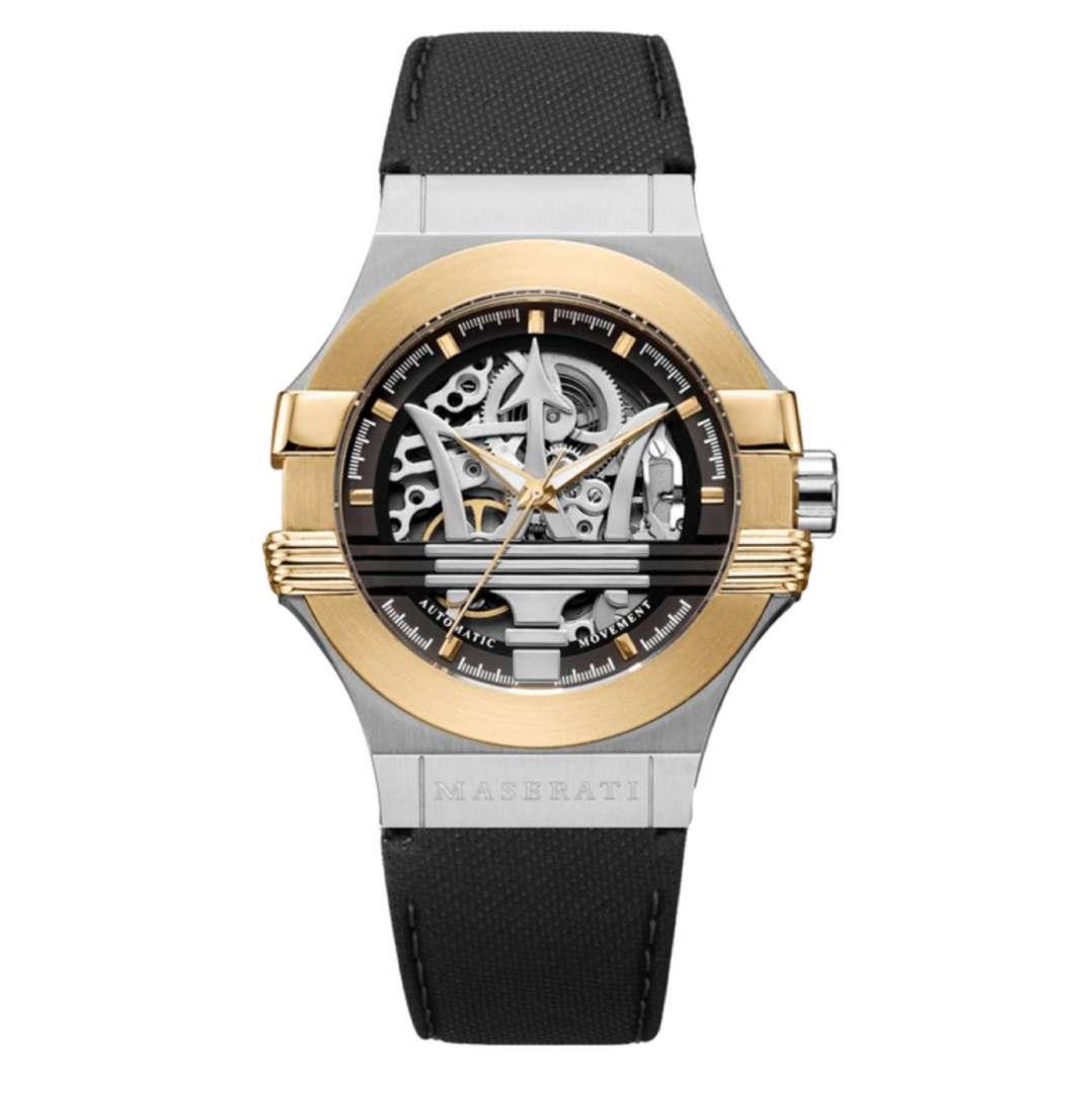 שעון יד אנלוגי maserati r8821108011 מזראטי
