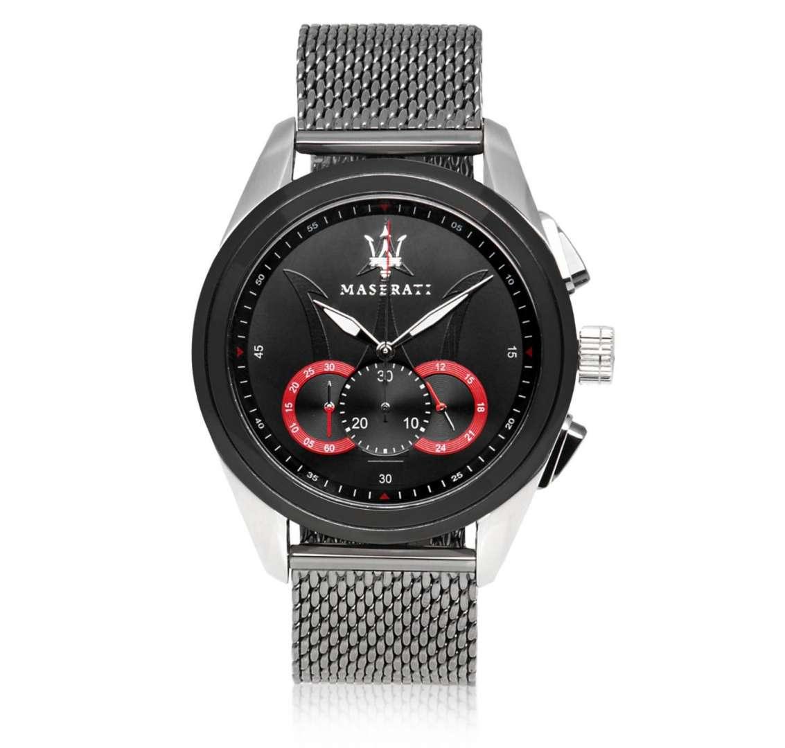 שעון יד אנלוגי maserati r8873612005 מזראטי