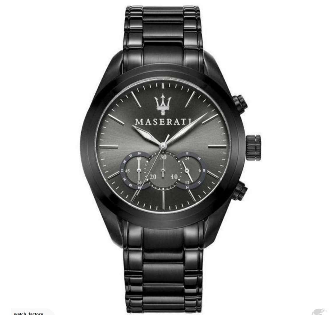 שעון יד אנלוגי maserati r8873612002 מזראטי