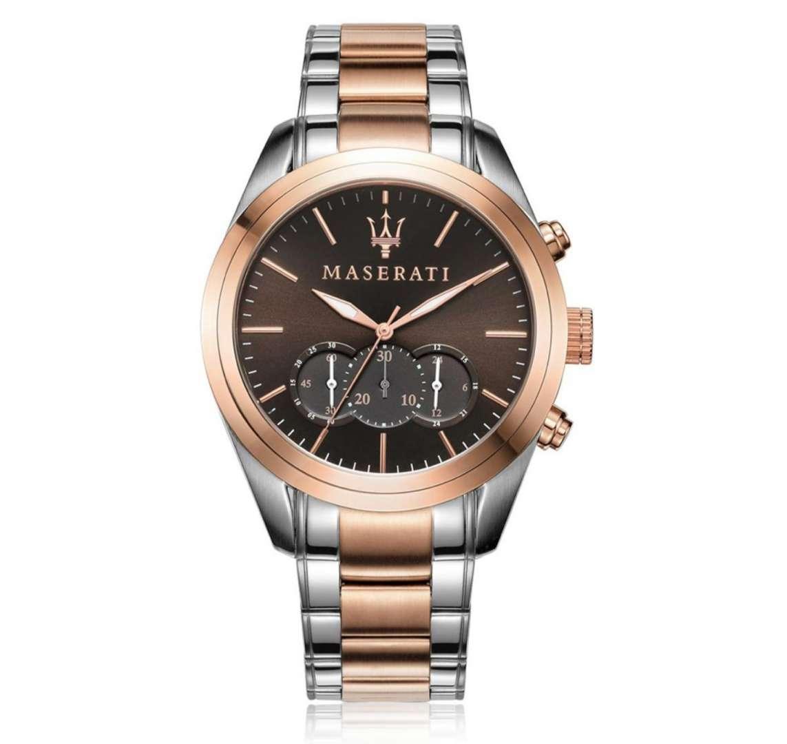 שעון יד אנלוגי maserati r8873612003 מזראטי