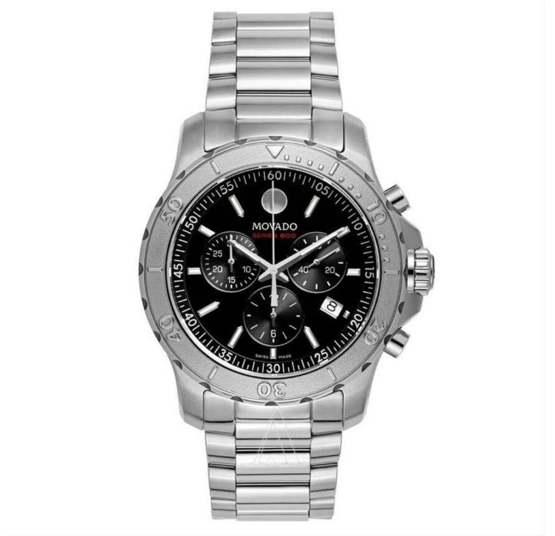 שעון יד אנלוגי 2600110 Movado מובאדו