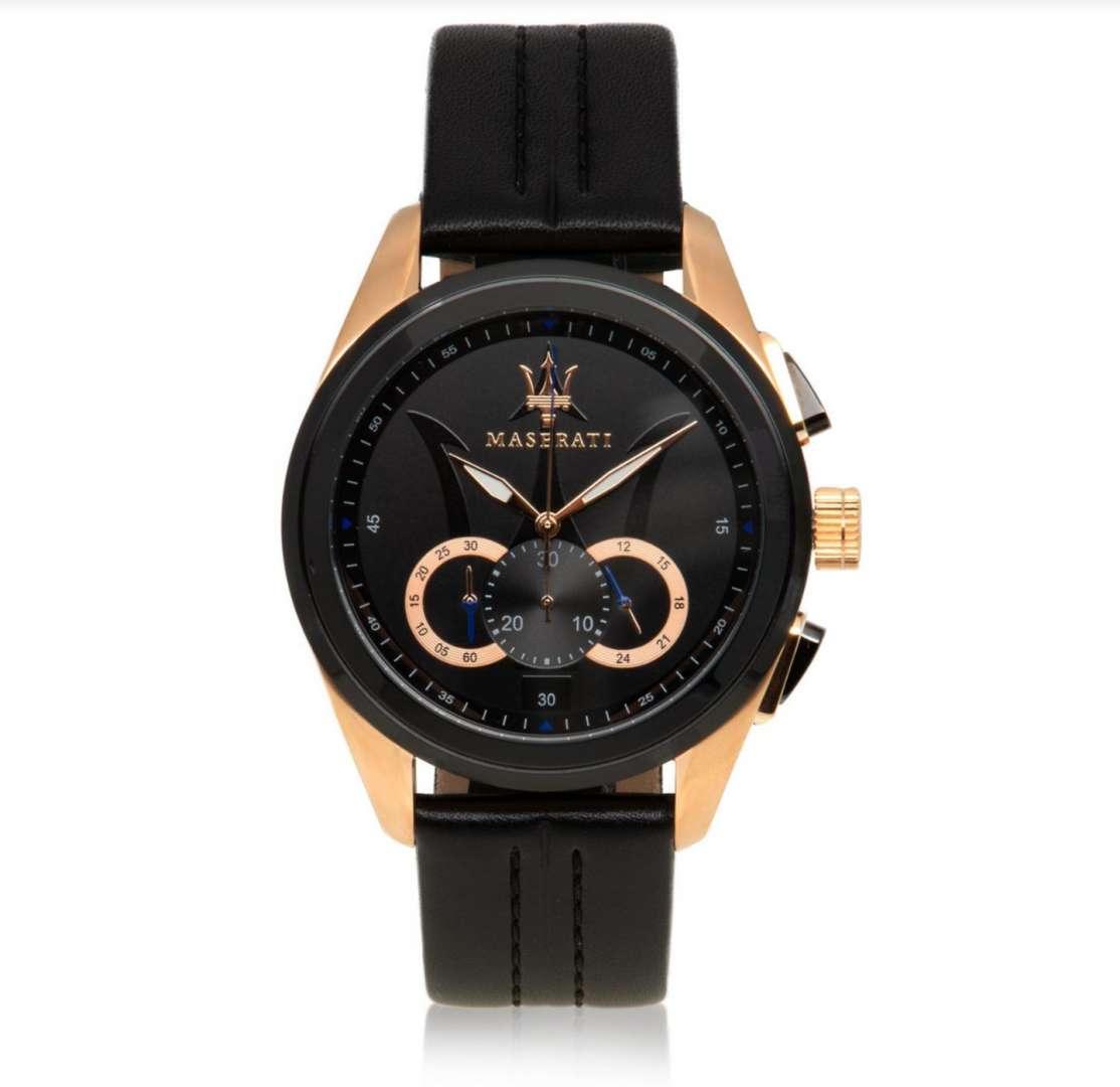 שעון יד אנלוגי maserati r8871612025 מזראטי