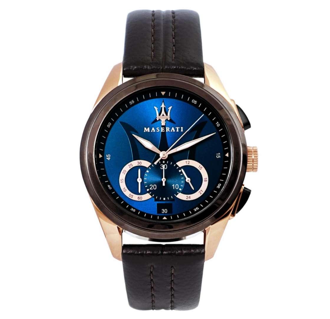 שעון יד אנלוגי maserati r8871612024 מזראטי