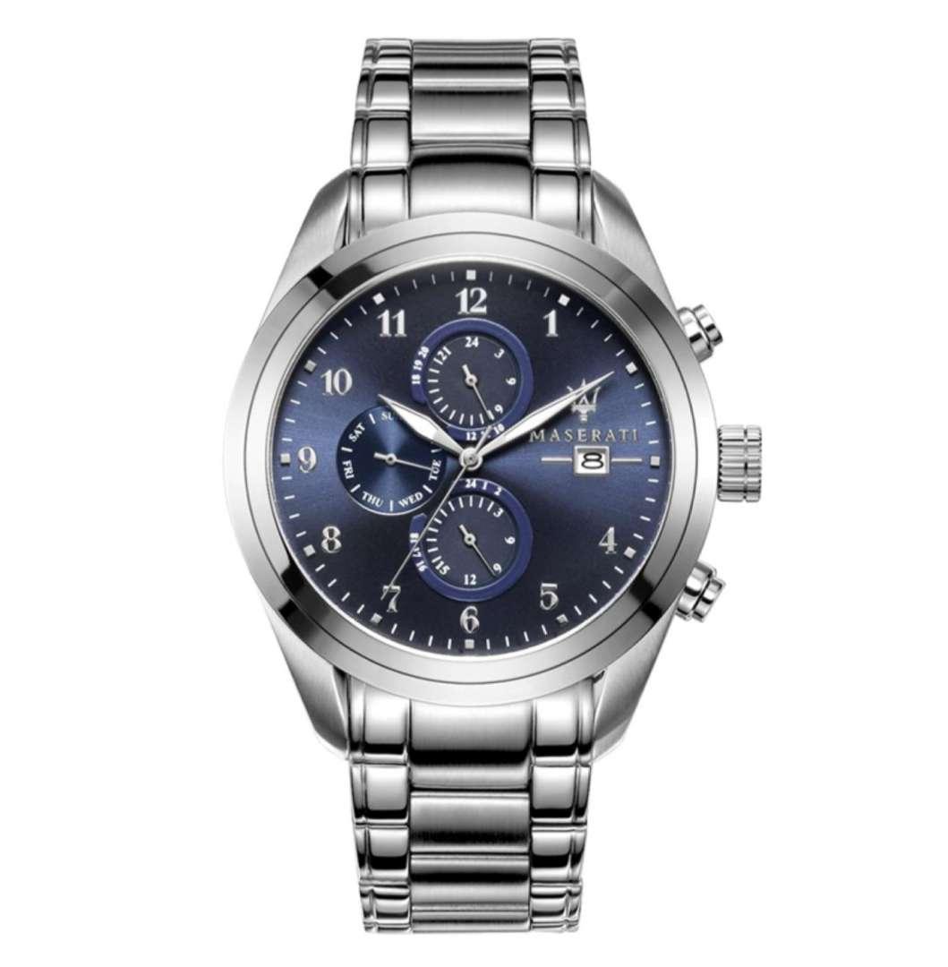 שעון יד אנלוגי maserati r8853112505 מזראטי