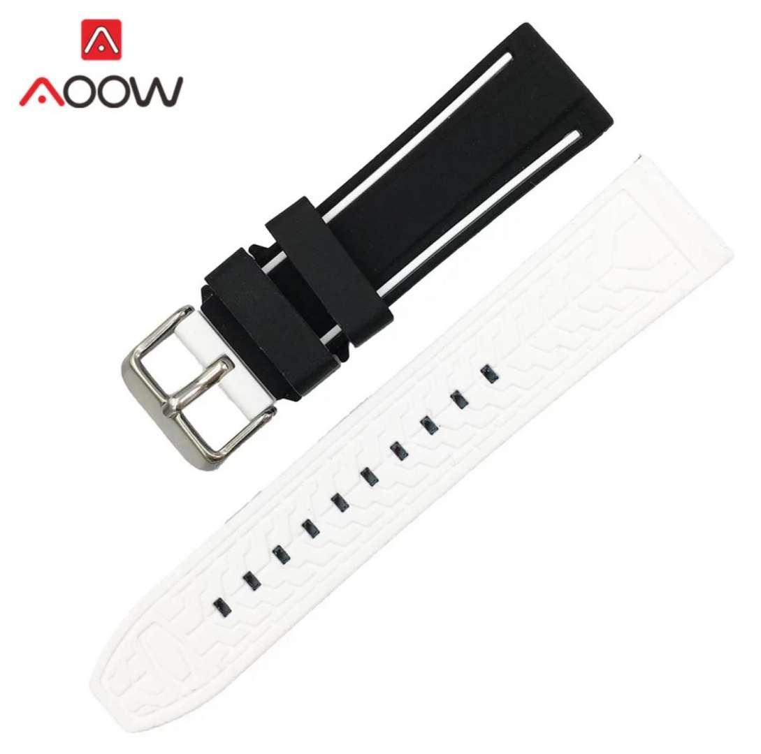 רצועת סיליקון לשעון יד MNSBW02