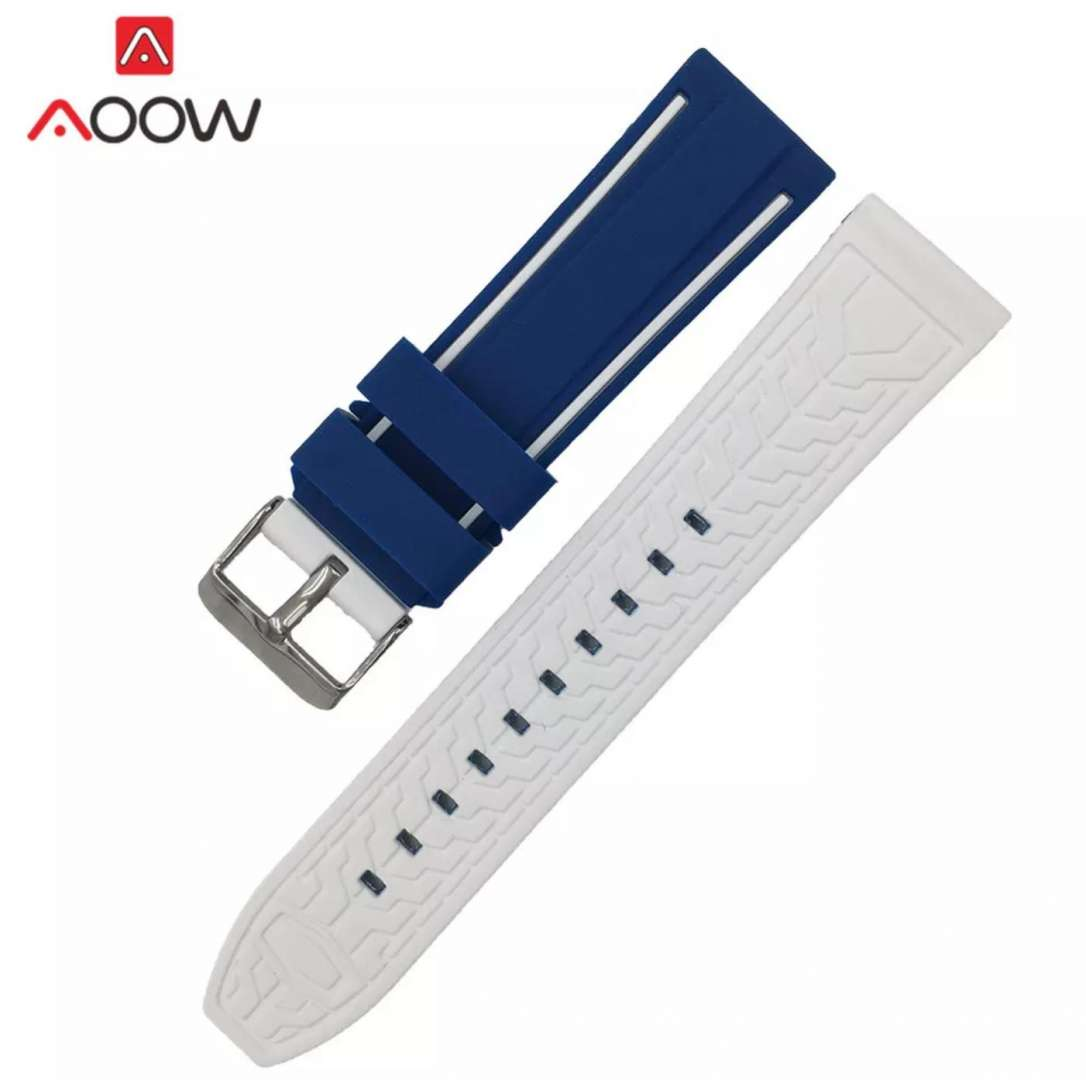 רצועת סיליקון לשעון יד MNSBL02
