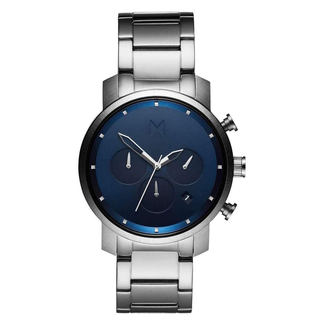 שעון יד אנלוגי mvmt mc02-sblu