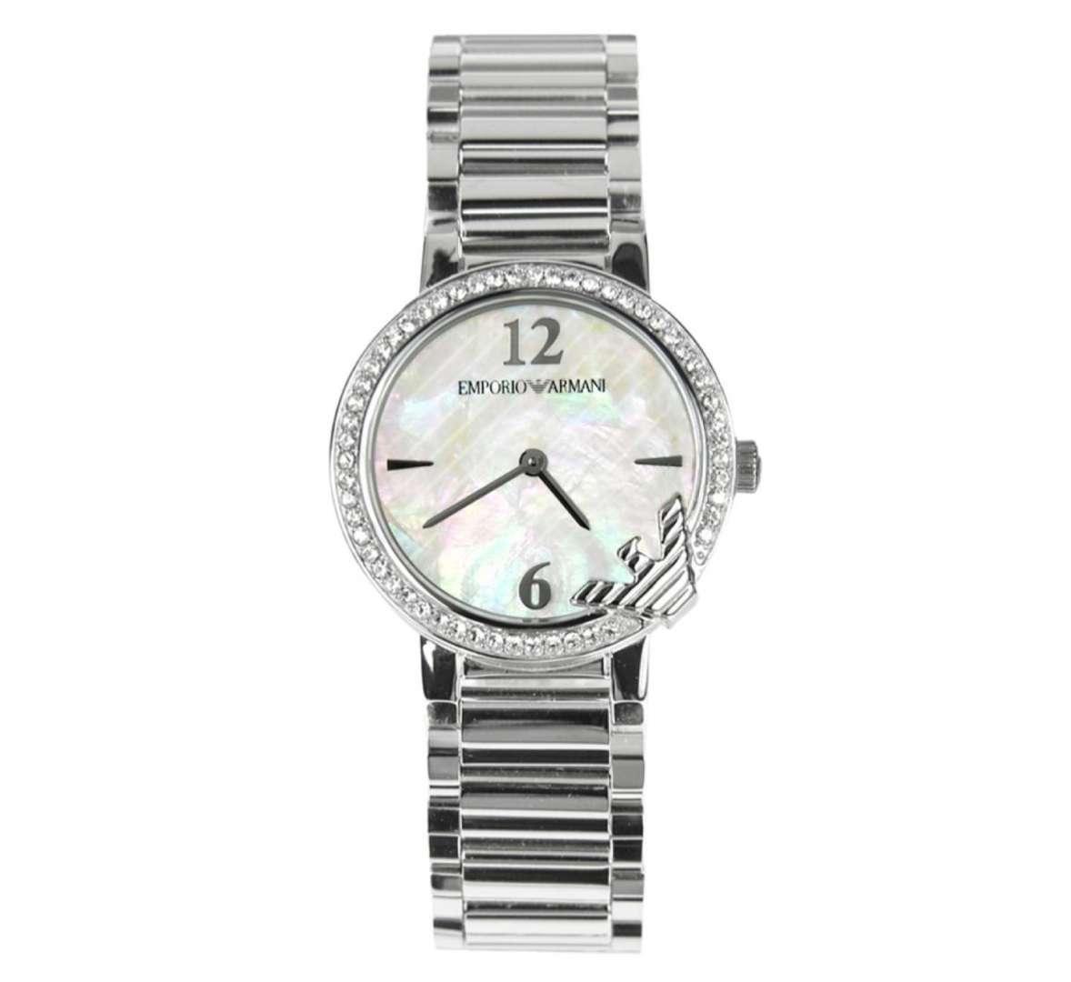 שעון יד אנלוגי לאישה emporio armani ar0746 אמפוריו ארמני