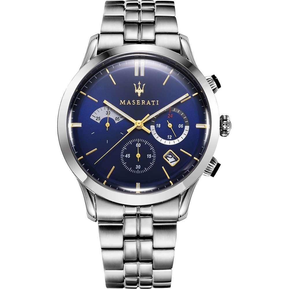שעון יד אנלוגי maserati r8873633001 מזראטי