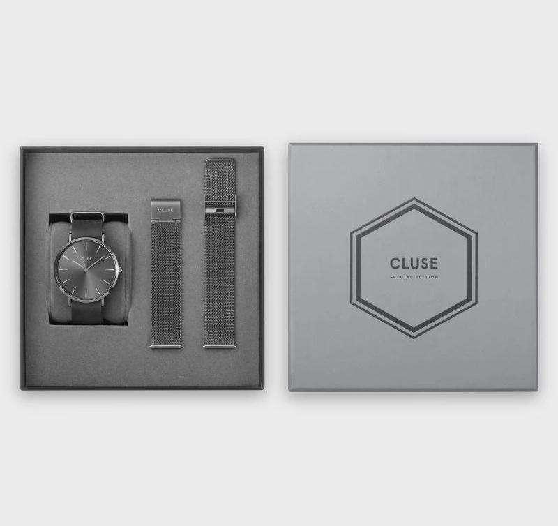שעון יד אנלוגי cluse clg015 קלוז