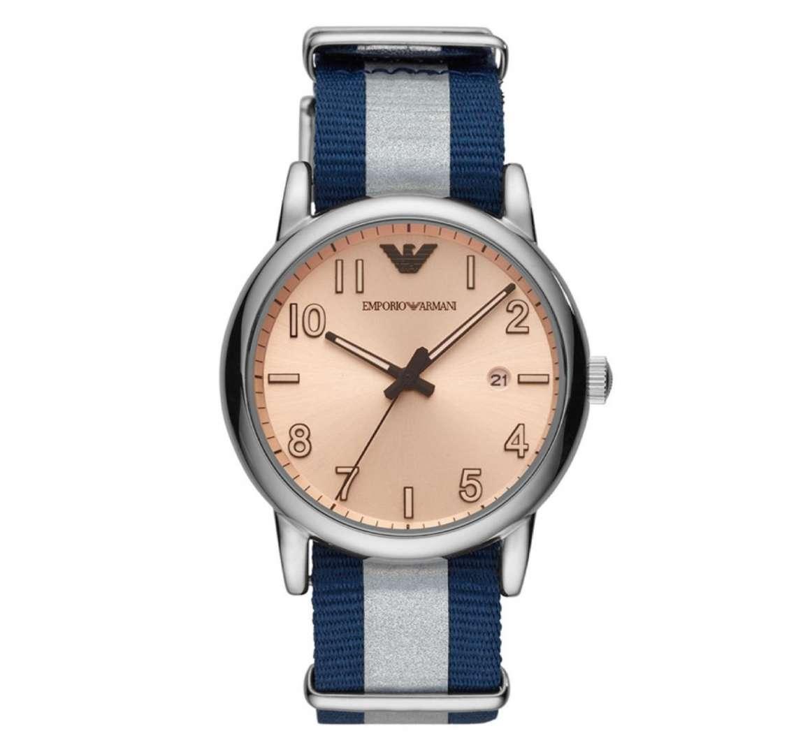 שעון יד אנלוגי לגבר emporio armani ar11212 אמפוריו ארמני