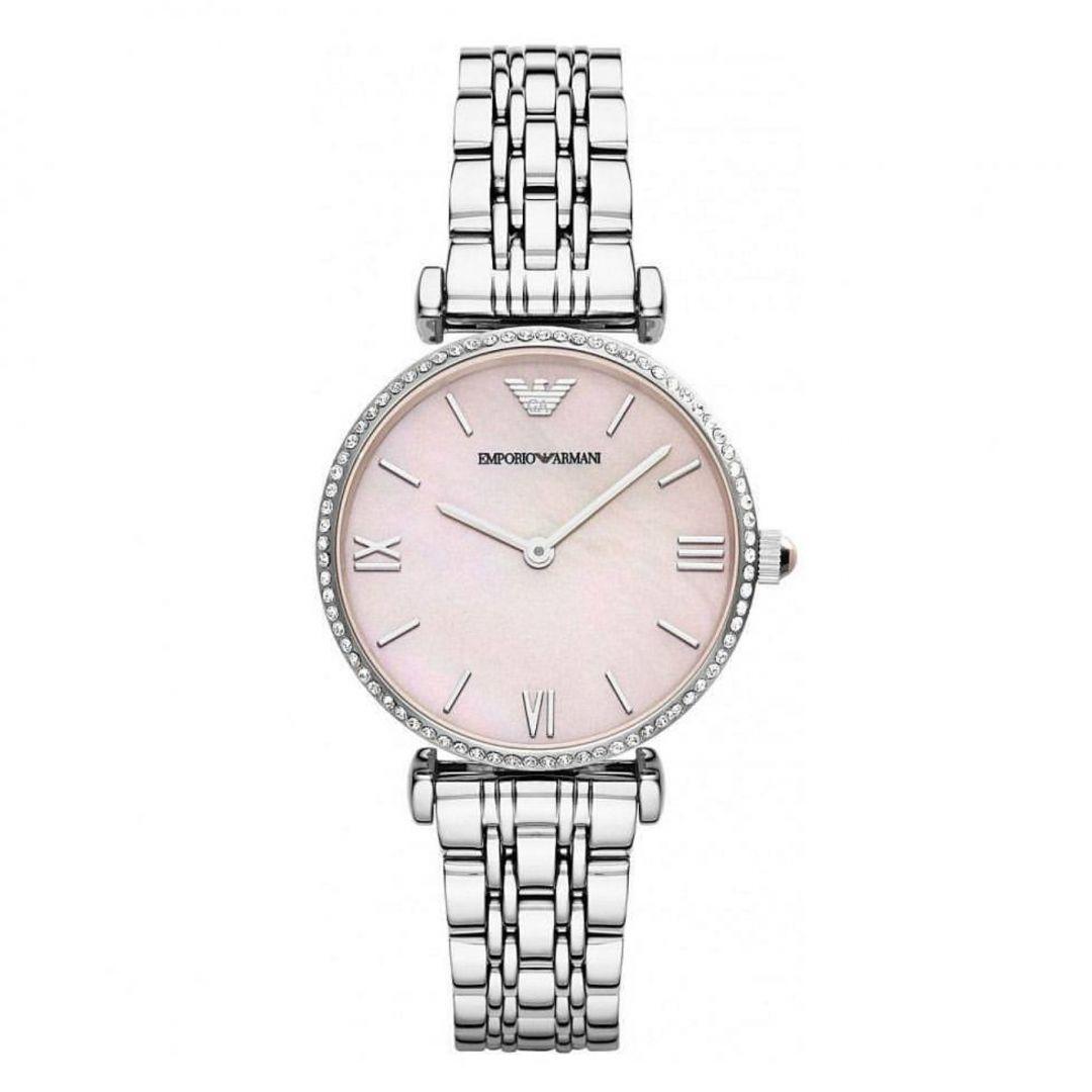 שעון יד אנלוגי לאישה emporio armani ar1779 אמפוריו ארמני