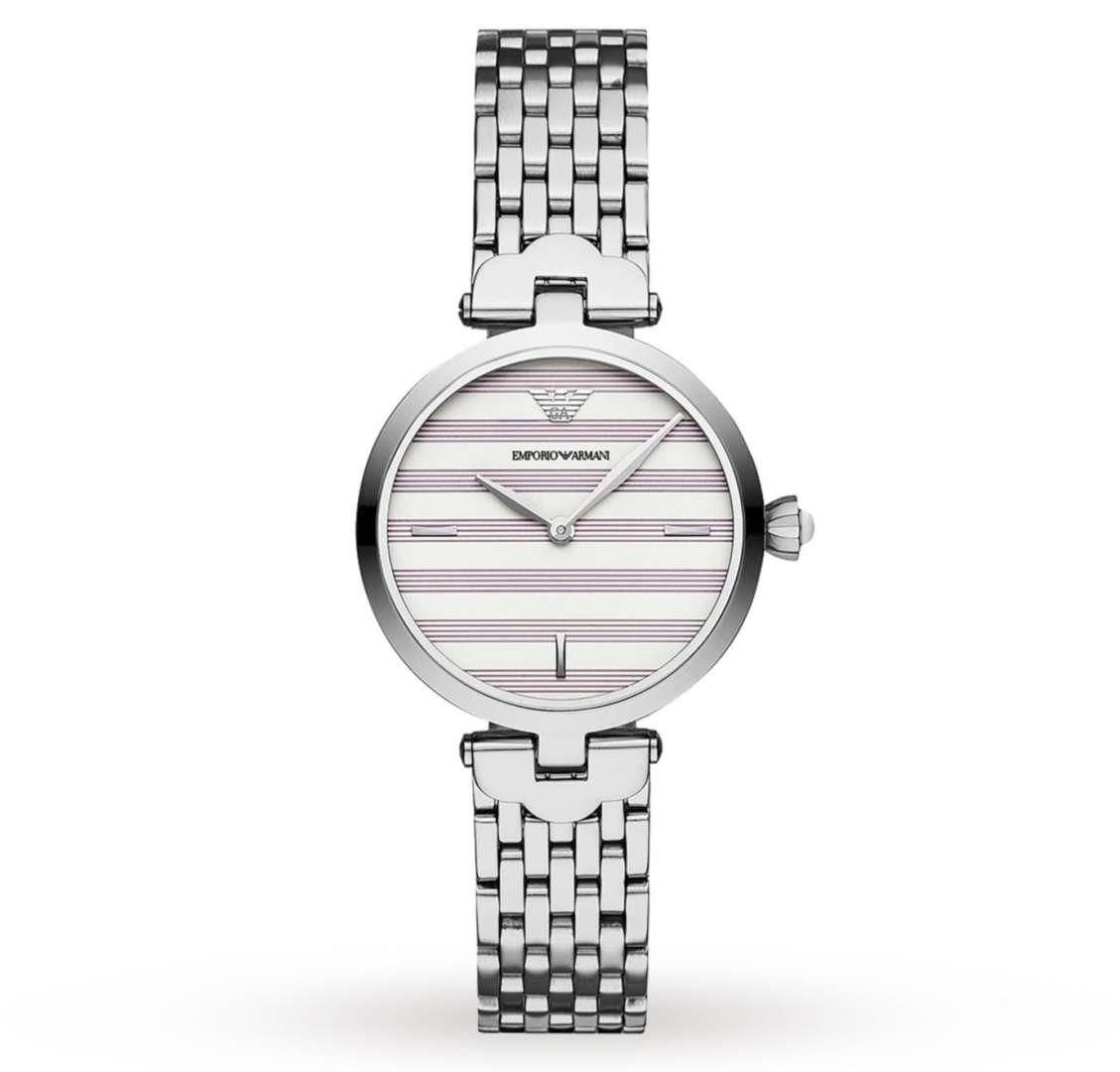 שעון יד אנלוגי לאישה emporio armani ar11195 אמפוריו ארמני