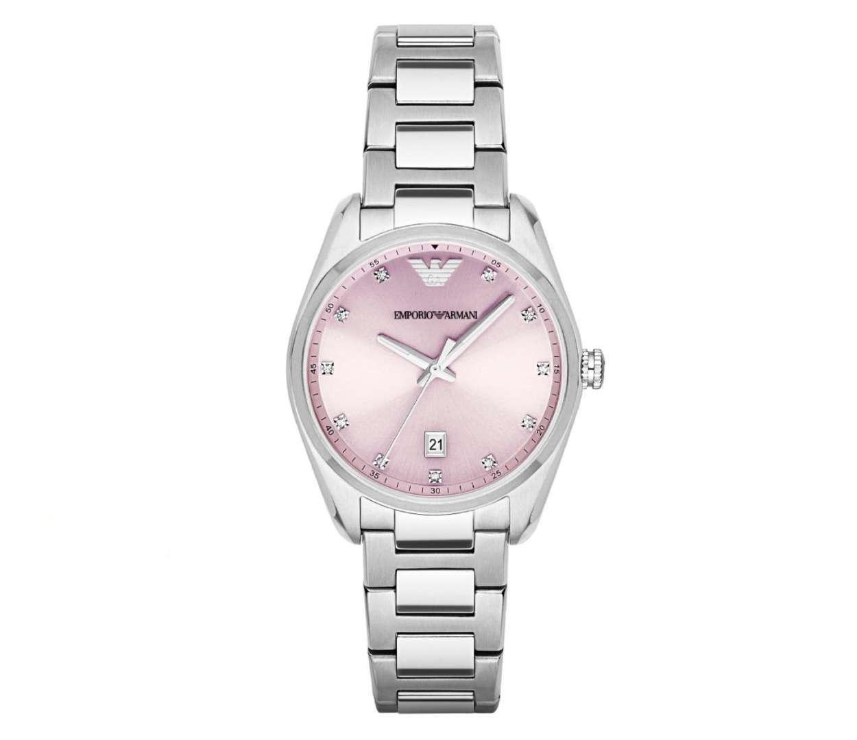 שעון יד אנלוגי לאישה emporio armani ar6063 אמפוריו ארמני