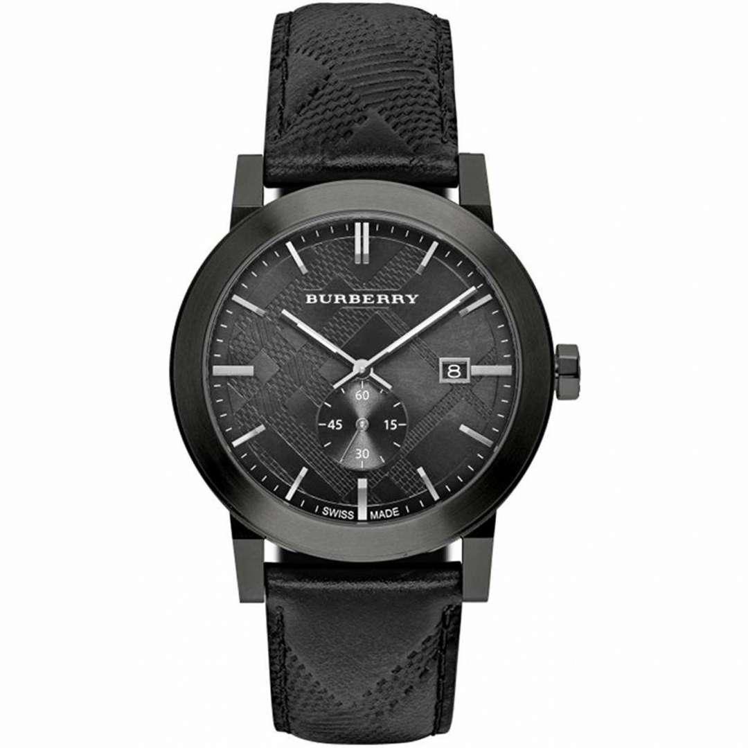 שעון יד אנלוגי burberry bu9906 ברברי