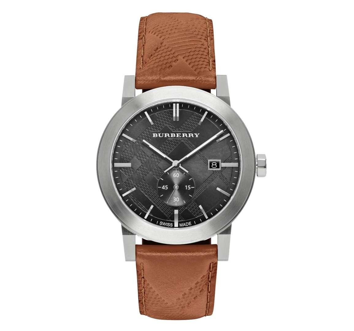 שעון יד אנלוגי burberry bu9905 ברברי