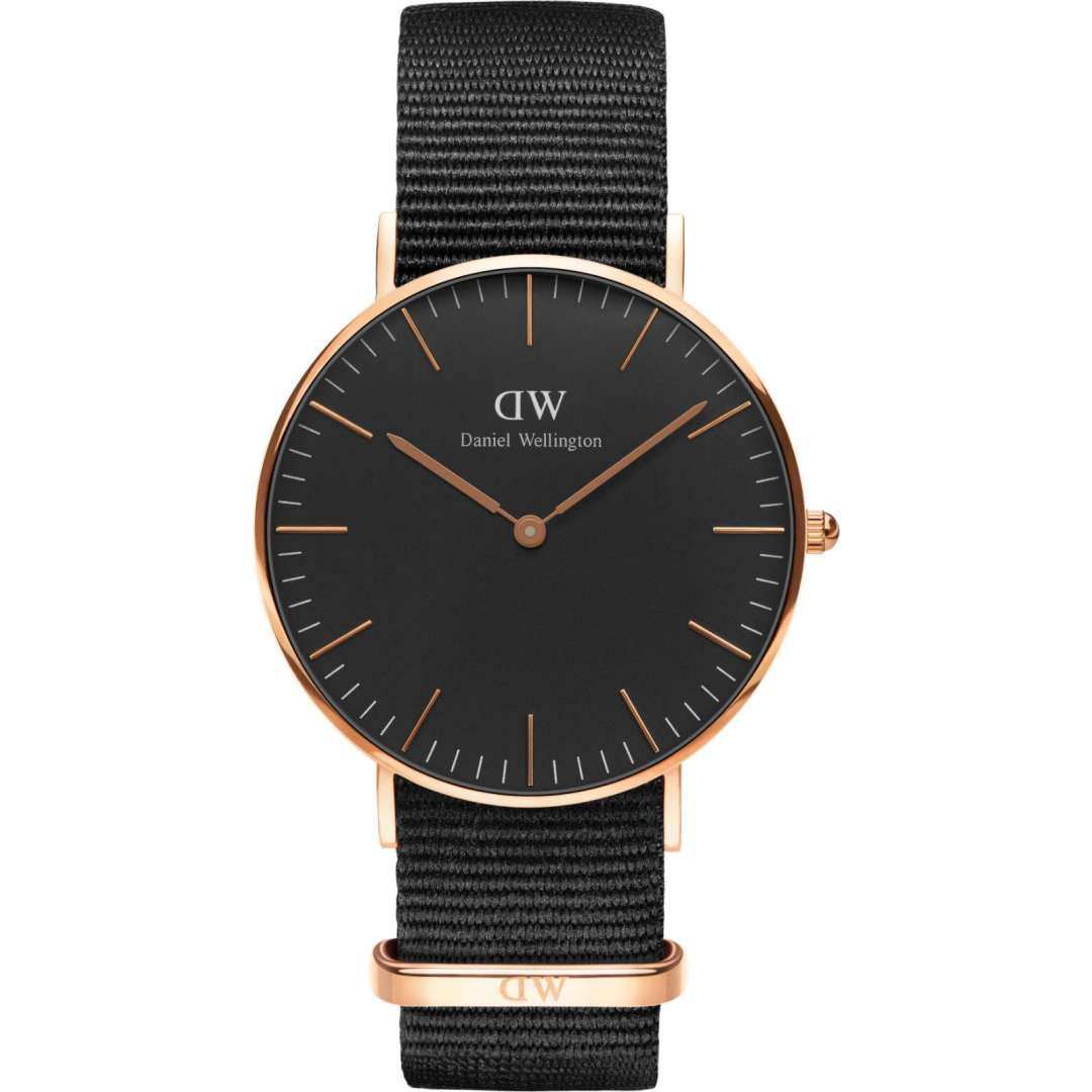 שעון יד אנלוגי daniel wellington dw00100150 דניאל וולינגטון