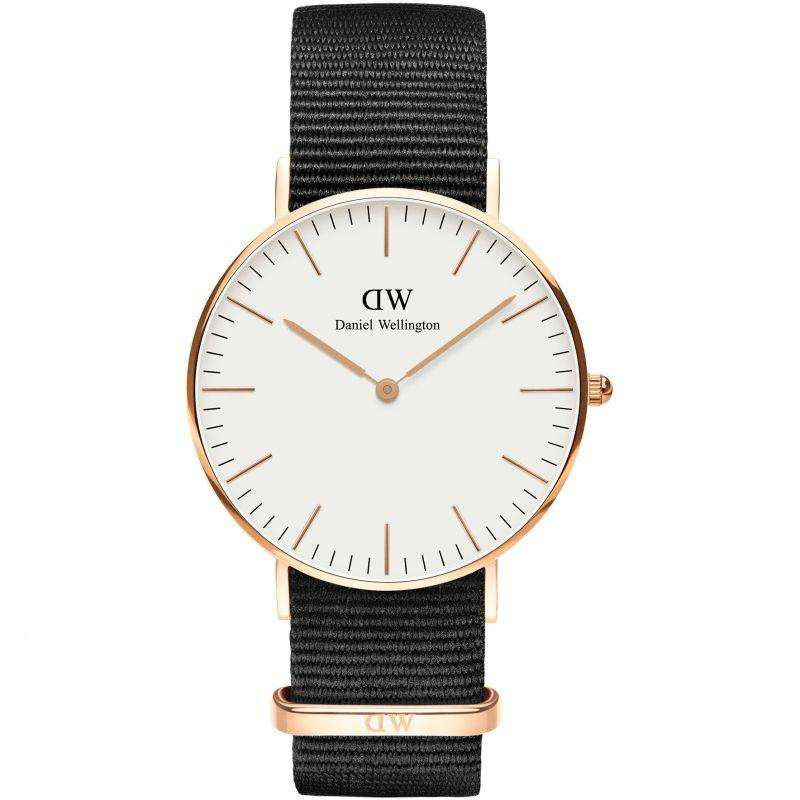 שעון יד אנלוגי daniel wellington dw00100259 דניאל וולינגטון