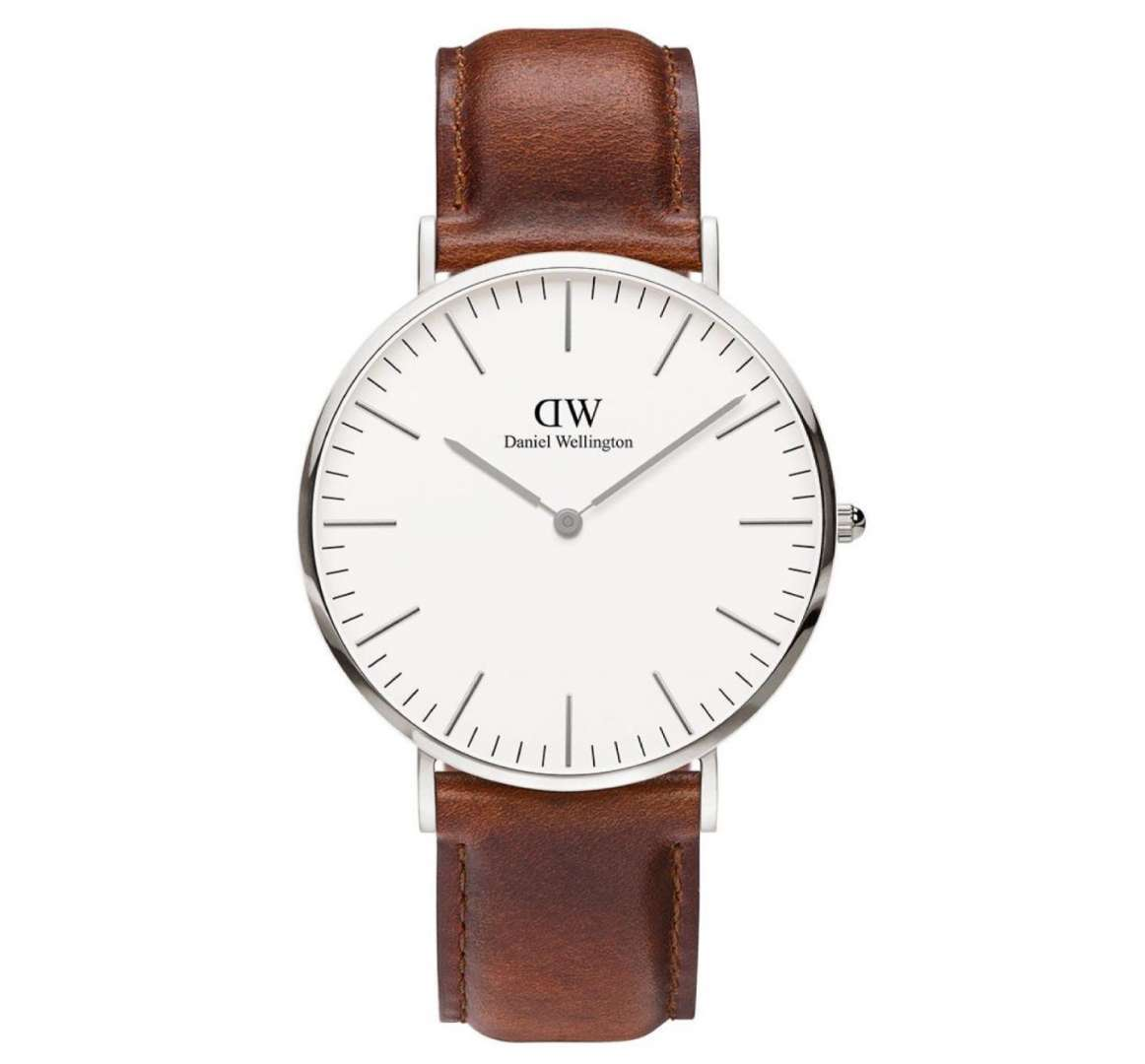 שעון יד אנלוגי daniel wellington 0607dw דניאל וולינגטון