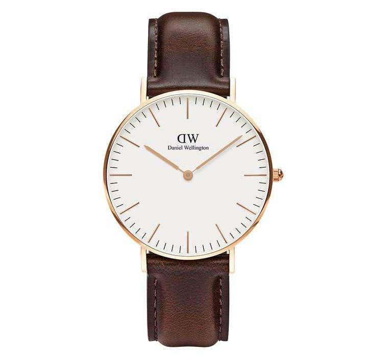 שעון יד אנלוגי daniel wellington dw00100039 דניאל וולינגטון