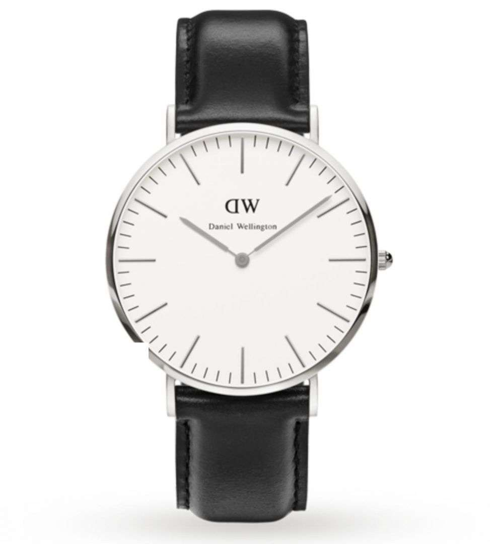 שעון יד אנלוגי daniel wellington dw00100053 דניאל וולינגטון