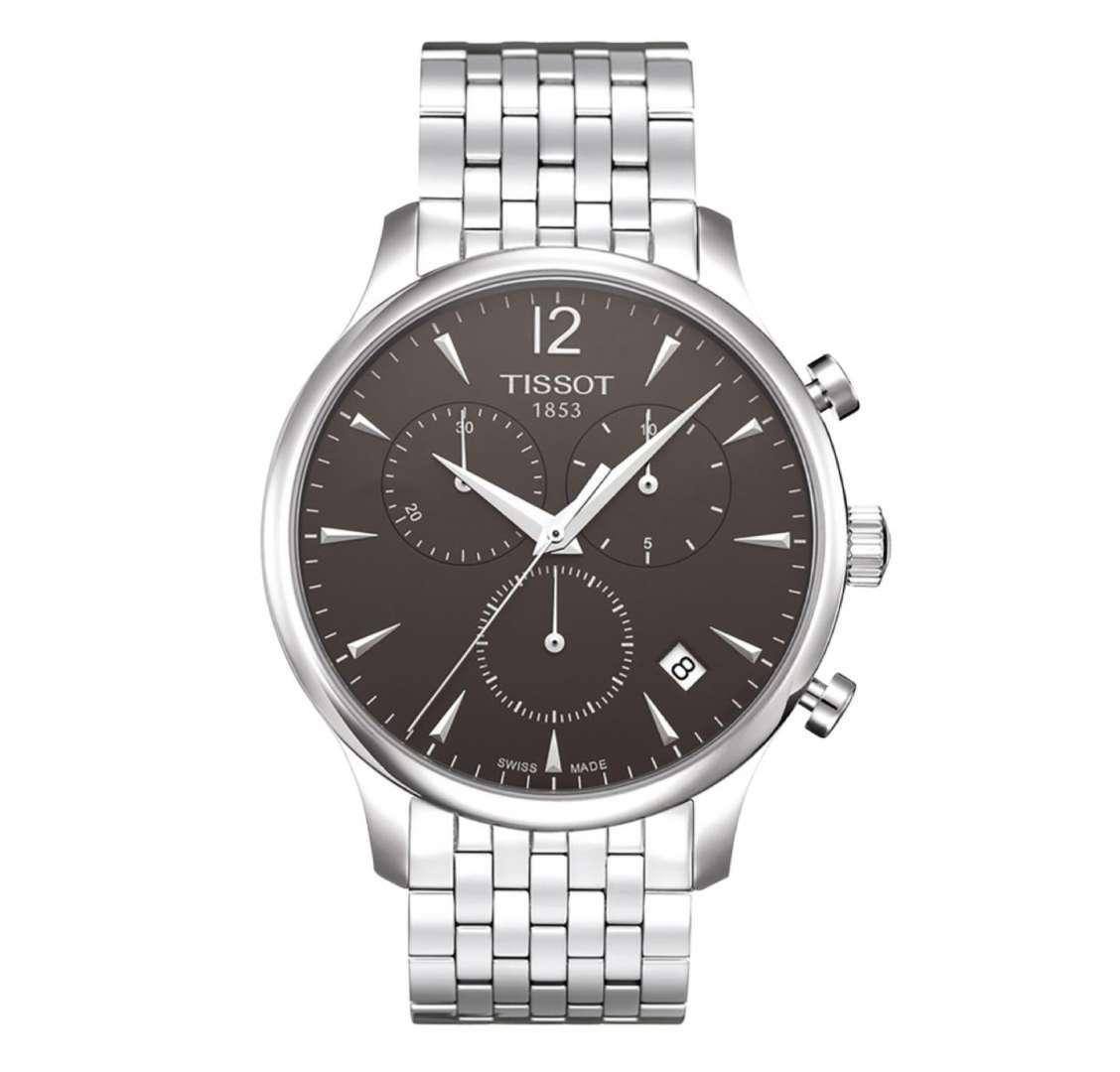 שעון יד אנלוגי tissot t063.617.11.057.00 טיסו